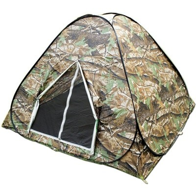 ODP 0021 Pop Up Instant Tent camouflage