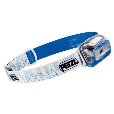 Petzl Tikkina Headlamp (2015) blue