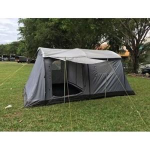 Bazoongi ODP 0391 Wira 8 Persons Tent