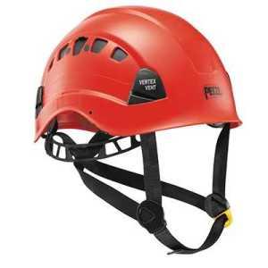 Petzl Vertex Vent Helmet red