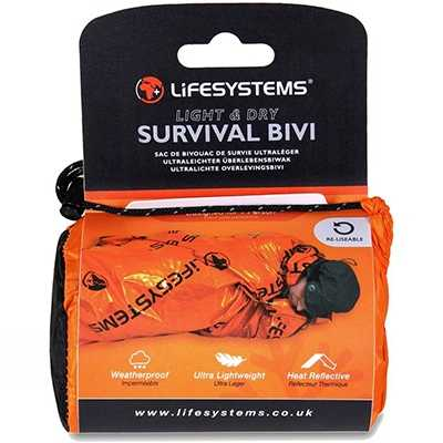 Lifesystems Light & Dry Survival Bivi