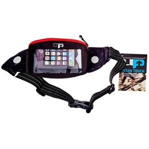 Ultimate Performance Titan Touch Runners Pack And Phone Carrier red