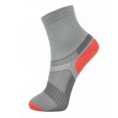 Lin Socks Professional Outdoor Sports Socks M black orange