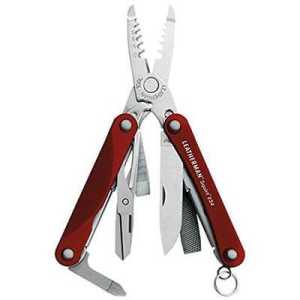 Leatherman Squirt ES4 peg red
