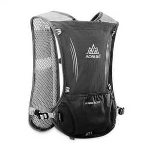 Aonijie 5L Hydration Backpack black