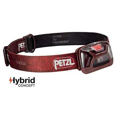 Petzl Tikkina Headlamp (2017) red