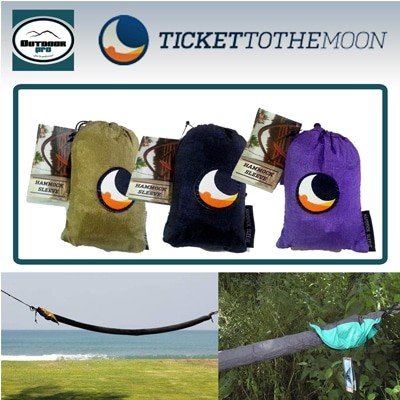 Ticket To The Moon Hammock Sleeve various colour