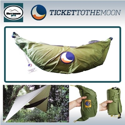 Ticket To The Moon Tarp
