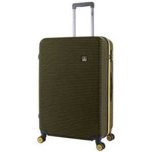 National Geographic ABS Abroad 60cm Trolley khaki