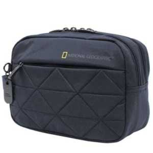 National Geographic Gate Toiletry Bag black