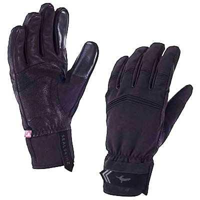 Sealskinz Performance Activity Gloves M black anthracite