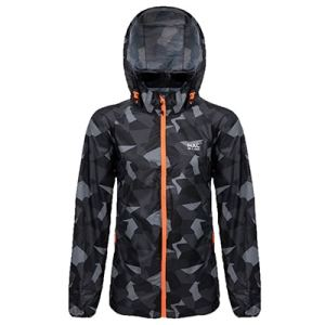 Mac In A Sac Edition Jacket XS black camo