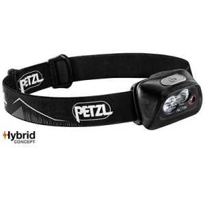 Petzl Actik Headlamp (2019) black