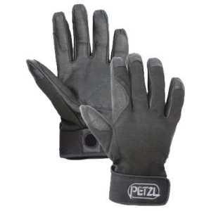 Petzl Cordex Belay Rappel Glove XL black