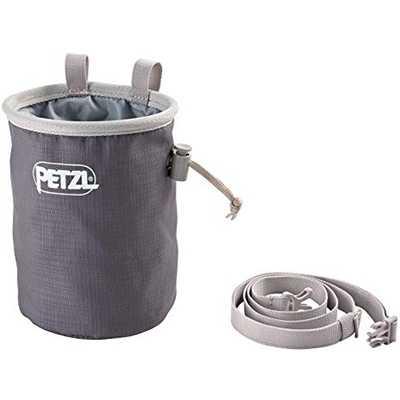 Petzl Bandi Chalk Bag (2018) grey
