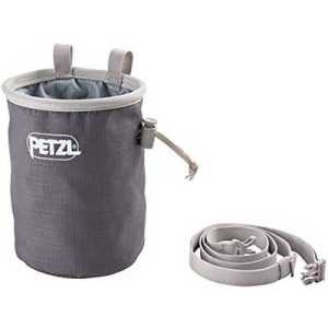 Petzl Bandi Chalk Bag (2018) grey