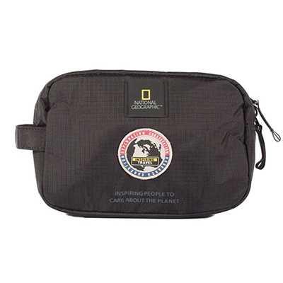 National Geographic Explorer Toiletries Bag black