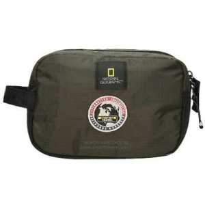 National Geographic Explorer Toiletries Bag khaki
