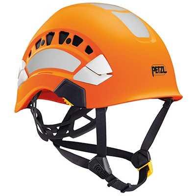 Petzl Vertex Vent Hi-Viz Helmet (2019) orange