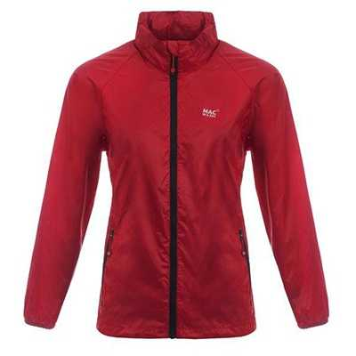 Mac In A Sac Origin Adult Jacket S lava red