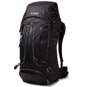 Columbia Trail Elite 55L black shark