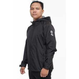 Tera Gears ODP 0556 Viagem Series Windbreaker XL solid black