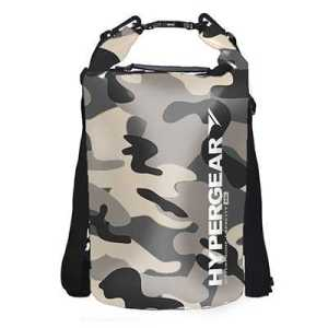 Hypergear Adventure Dry Bag 20L camou grey alpha