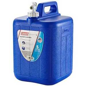 Coleman Water Carrier 5 Gallon blue