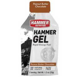 Hammer Nutrition Hammer Gel Peanut Butter Chocolate