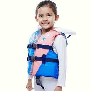 Sauf ODP 0587 Hénna Kids Life Vest 14 – 27 KG peach blue