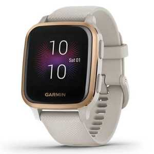 Garmin Venu Sq Music light sand rose gold