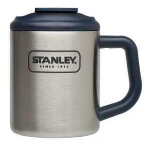 Stanley Adventure Camp Mug 12oz stainless steel