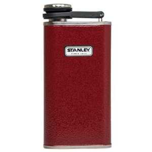 Stanley Classic Stainless Steel Flask 8oz crimson