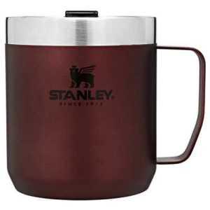 Stanley Classic Vacuum Camp Mug 12oz wine