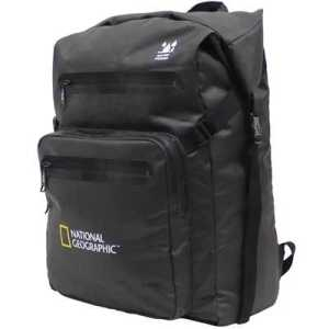 National Geographic Waterproof Backpack M black