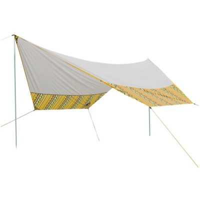 Hewolf 4-8P Outdoor Camping Tarp tan