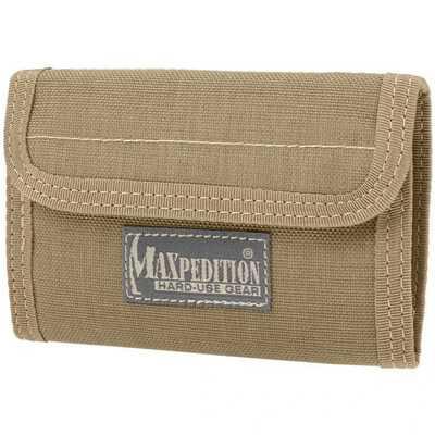 Maxpedition 0229K Spartan Wallet khaki