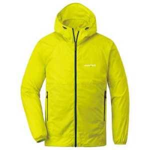 Montbell Wind Blast Parka Men L flash yellow