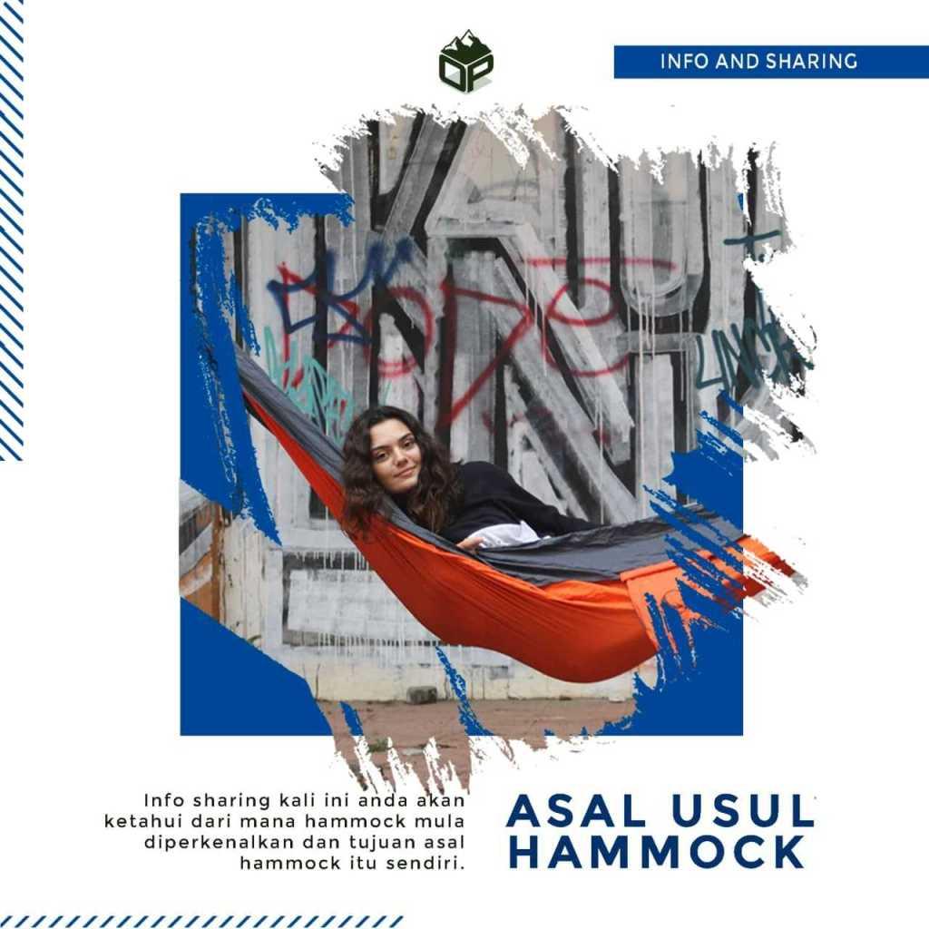 ASAL USUL HAMMOCK