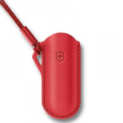 Victorinox 4.0670 Leather Pouch Classic Style Icon