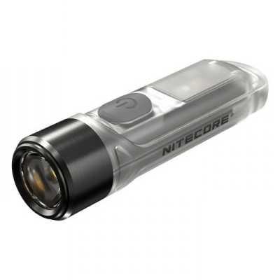 Nitecore TIKI UV Keychain Rechargeable Flashlight