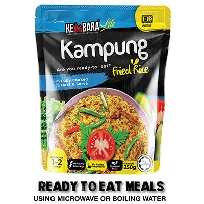 Kembara ODP 0641 Kampung Fried Rice No Food Warmer
