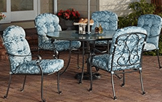 Willow Springs 6 Piece Patio Dining Set Outdoor Room Ideas