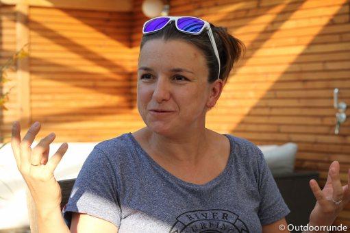 Sionyx-Gründerin Andrea Kämmerer