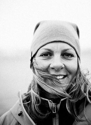 Ex-Freeride-Profi Janette Hargin