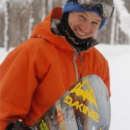 Profi-Snowboarder: Elias Elhardt