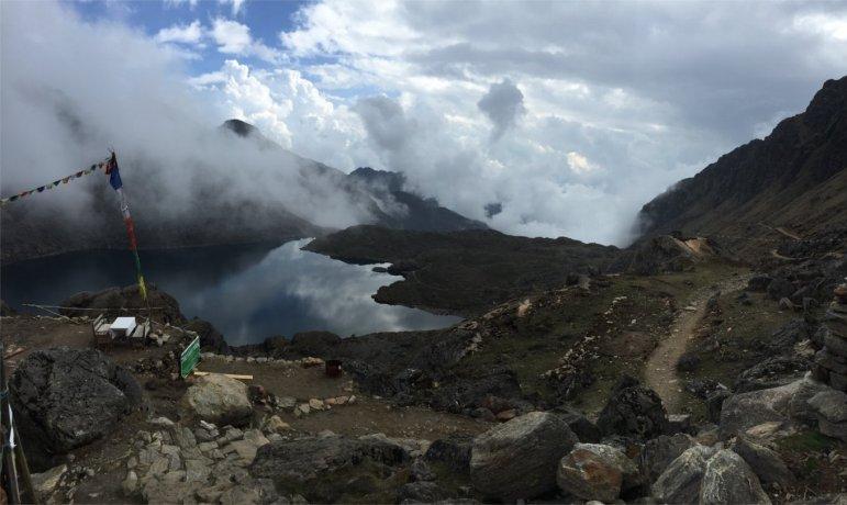 Gosainkunda im Langtang-Nationalpark
