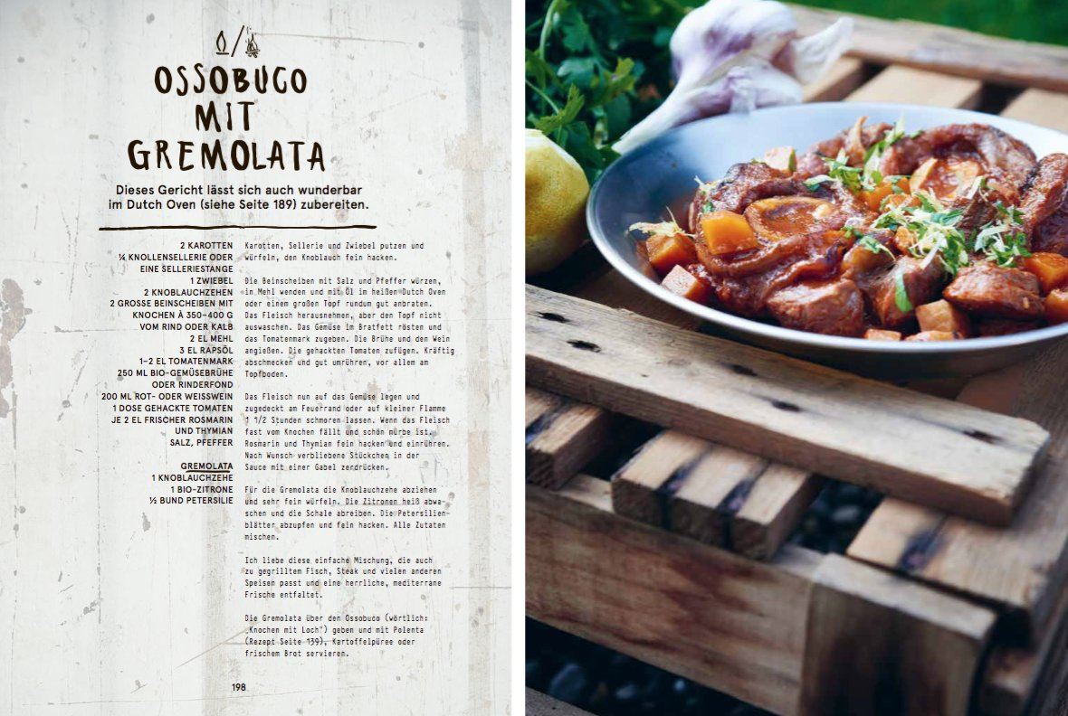 Die Neue Outdoor Küche Buch : Die neue outdoor küche buch the great outdoors ein kochbuch mit