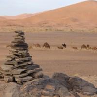 How Nomadic Berber Families Live in the Desert