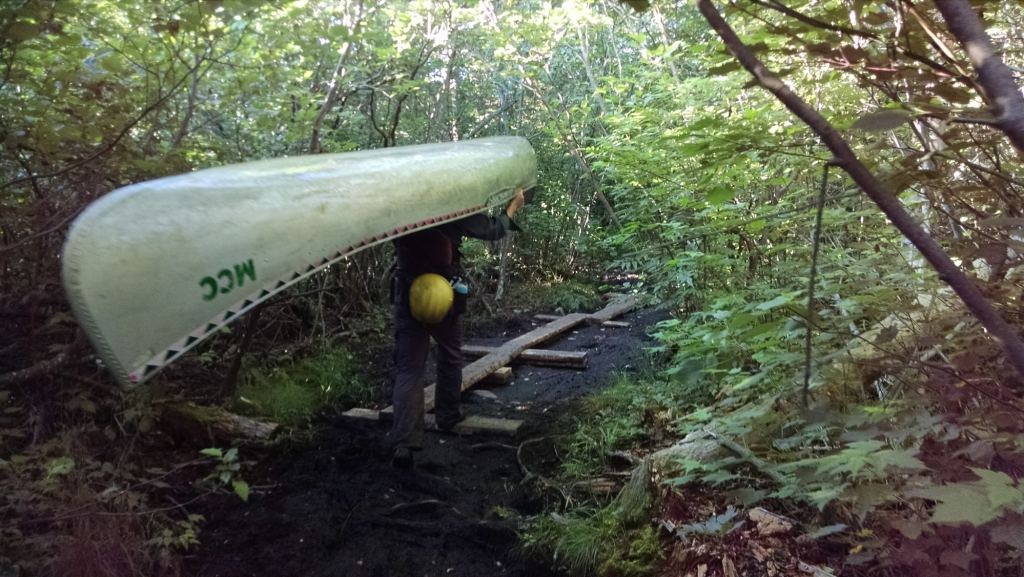 Conservation Corps Portage